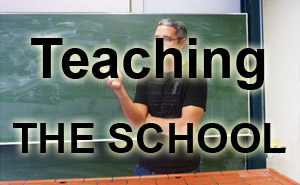 Teaching - THE SCHOOL